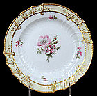 Delightful KPM Berlin Cabinet Plate