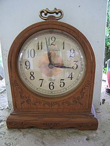 New Haven Mantle Clock