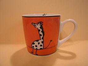 Konitz Giraffe Cup  SOLD