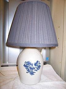 Pfaltzgraff Yorktowne Lamp