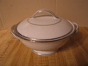 Noritake Whitehall Sugar Bowl