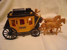 Plastic Stagecoach  SALE PENDING