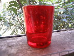 Ruby Candle Holder