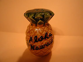 Hawaii Pineapple Salt Shaker