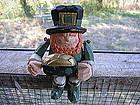 Wooden Leprechaun Puppet