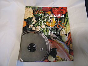 Saladmaster Cookbook