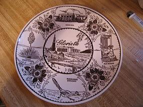 Baptist Conference Glorieta Plate