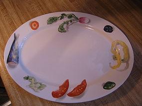 Milbern Fine China Platter