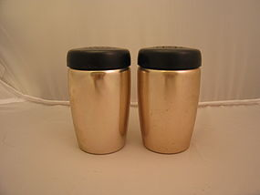 West Bend Salt and Pepper Shakers