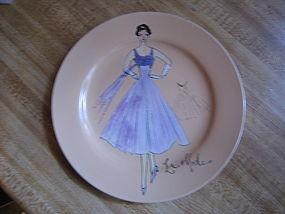 Rosanna La Mode Plate