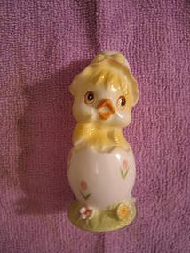 Napco Chicken Egg Figurine