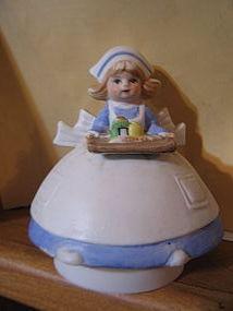 Little Nurse Music Box