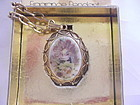 Luzier Perfume Locket