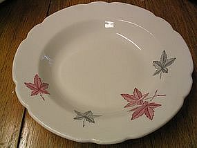 Walker China Albert Pick Bowl