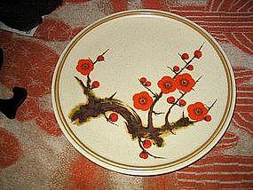 Mikasa Plum Blossom Plate