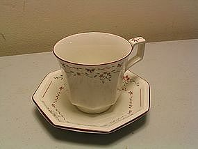 Johnson Brothers Madison Cup and Saucer