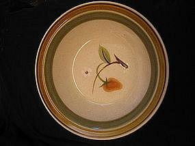 Potterskraft Wild Strawberry Bowl