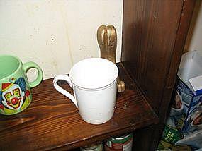 Christopher Stuart Royal Gold Mug