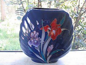 Japan Fine China Iris Vase