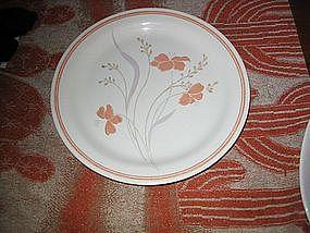 Royal China Woodbury Plate