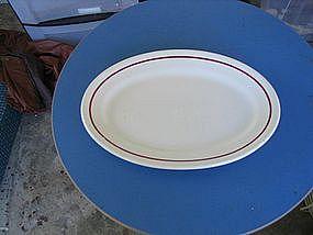 Wallace China Platter
