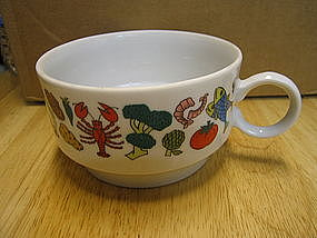 Nantucket Soup Mug