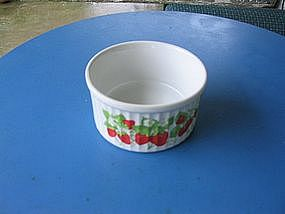 Strawberry Ramekin