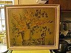 Cecil Golding Gladioli Framed Print