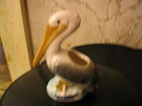 Pelican Toothpick Holder