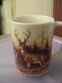 Otagiri Deer Mug