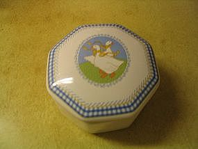 Otagiri Geese  Box