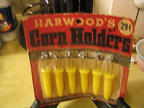 Harwood's Corn Holders