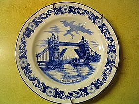 J H Weatherby London Pride Plate