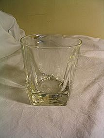 Canadian Club Glass