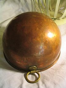 Revere Copper Bowl