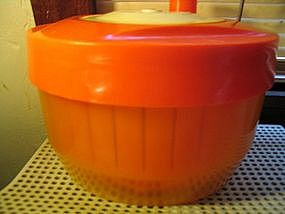 Orange Salad Spinner UNAVAILABLE