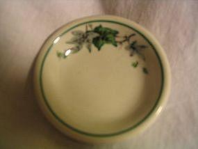 Shenango English Ivy Butter Pat