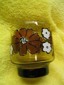 Libbey Glass Brown
