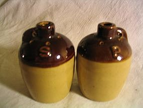 Jug Salt & Pepper Shakers