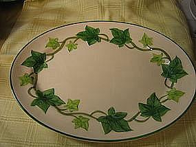 Franciscan Ivy Platter