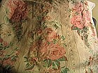 Lady Pepperell Cabbage Rose Sheets