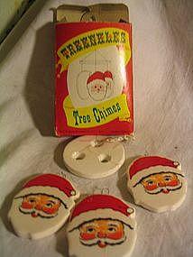Santa Claus Tree Chimes