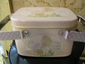 Precious Moments Easter Tin