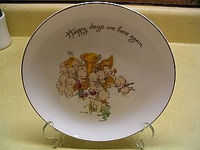Rose O'Neil Kewpie Plate