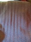 Hand-Crocheted Baby Blanket