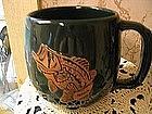 Frankoma Bass Mug