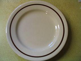 Sterling Desert Tan Plate