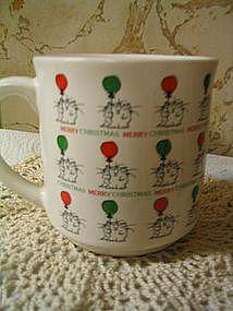 Boynton Christmas Mug