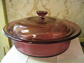 Corning Visions Cranberry Casserole
