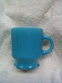 Fire King Petal Mug